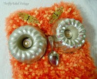 DIY Repurposed Owl Fall Door Decoration - Thrifty Rebel ...