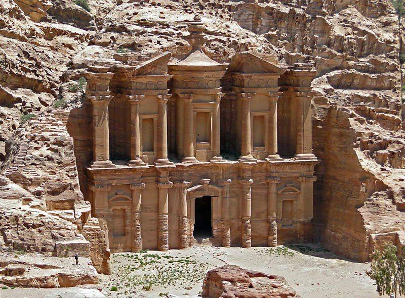 Al Deir                                                Image Source: Wikimedia Commons