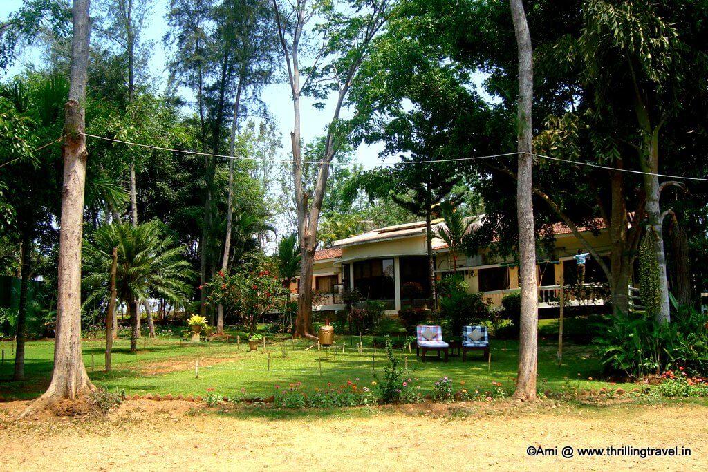 Kabini Water Woods