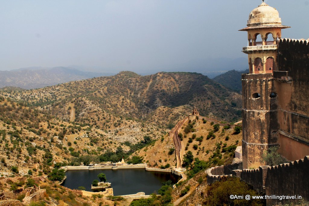 Secrets of the Jaigarh Fort in Jaipur