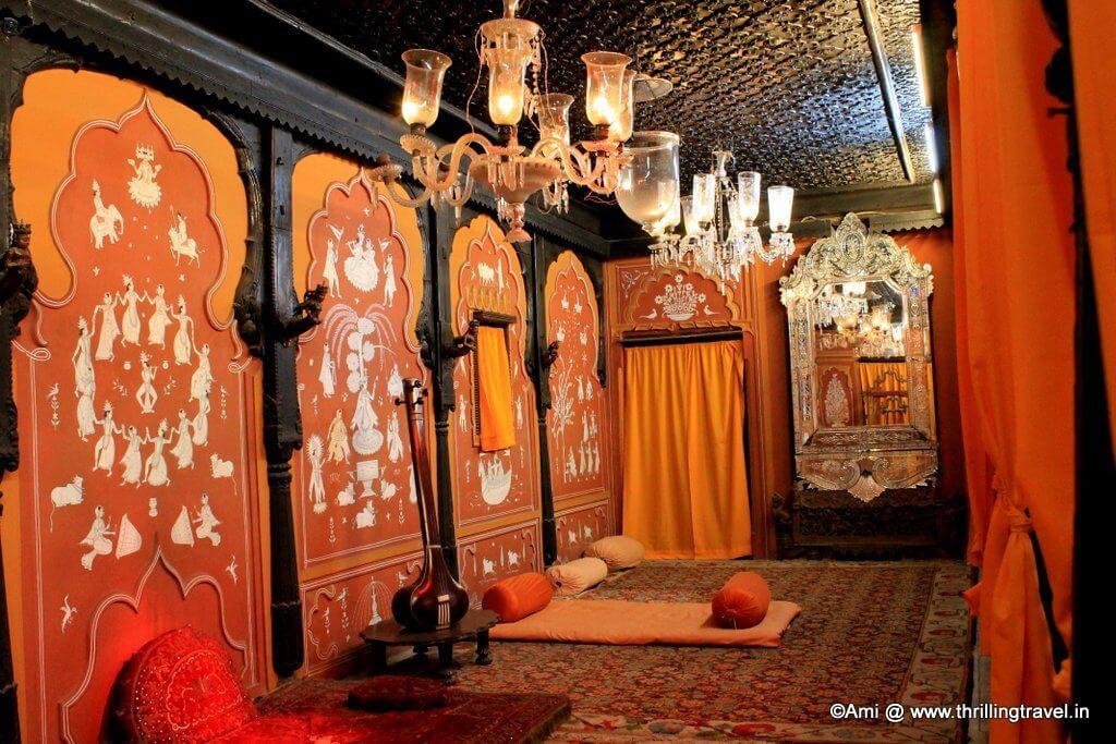 Mastani Mahal at Kelkar Museum