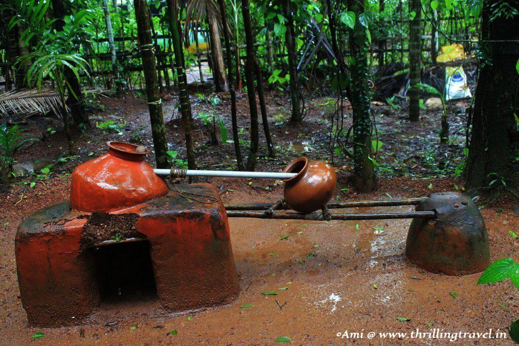 Feni Distillery at Tropical Spice Plantation