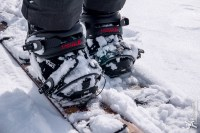 Option Two - Splitboard Specific Bindings