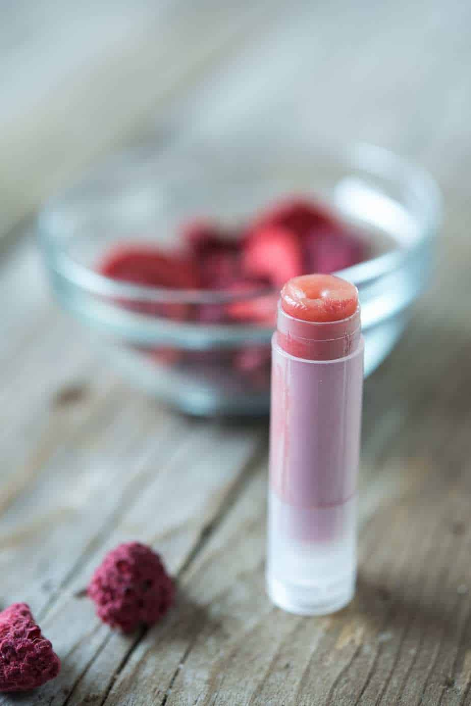 Diy Lip Balm Flavors Fruit Tinted Lip Balm Thriving On Paleo