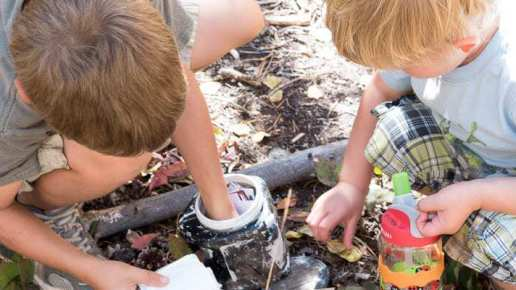 Get Moving: Geocaching With Your Family