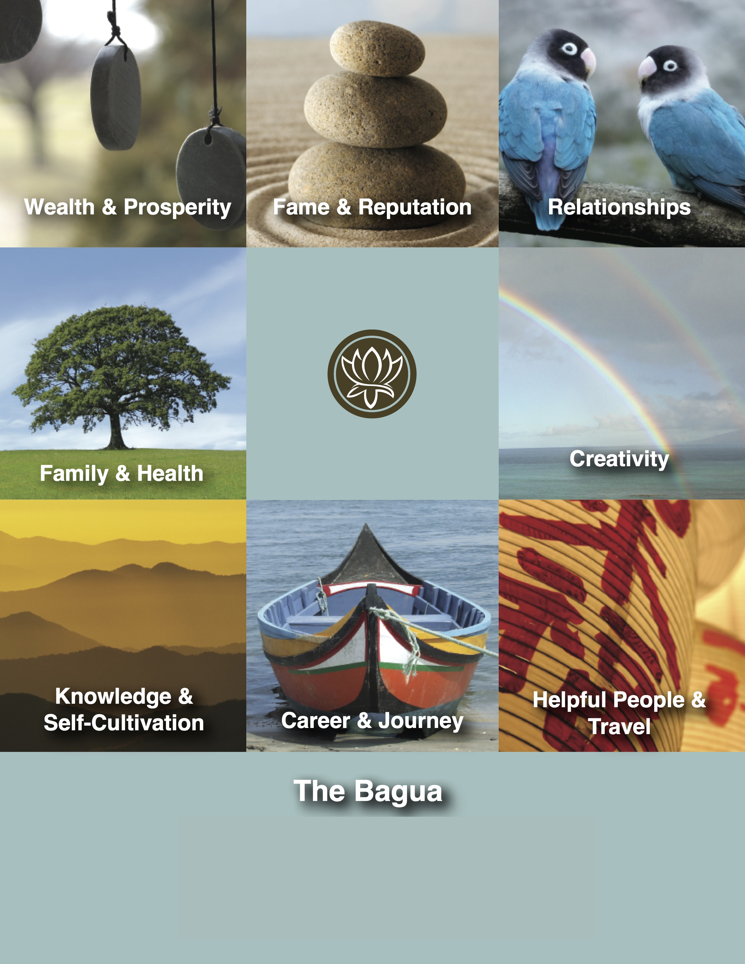 Feng Shui Bagua Vision Board How To Make A Vision Board That Works Thriving Spaces