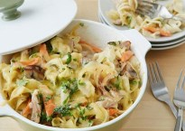 Food Network chicken noodle casserole