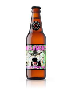 "Dreamers ""Wolves (You Got Me)"" Label from Series Five 