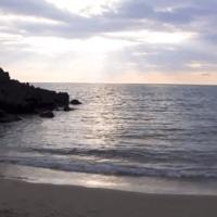"""""""Hawaii Sunset Video:  Enjoying a sunset a Beach 69"""""""