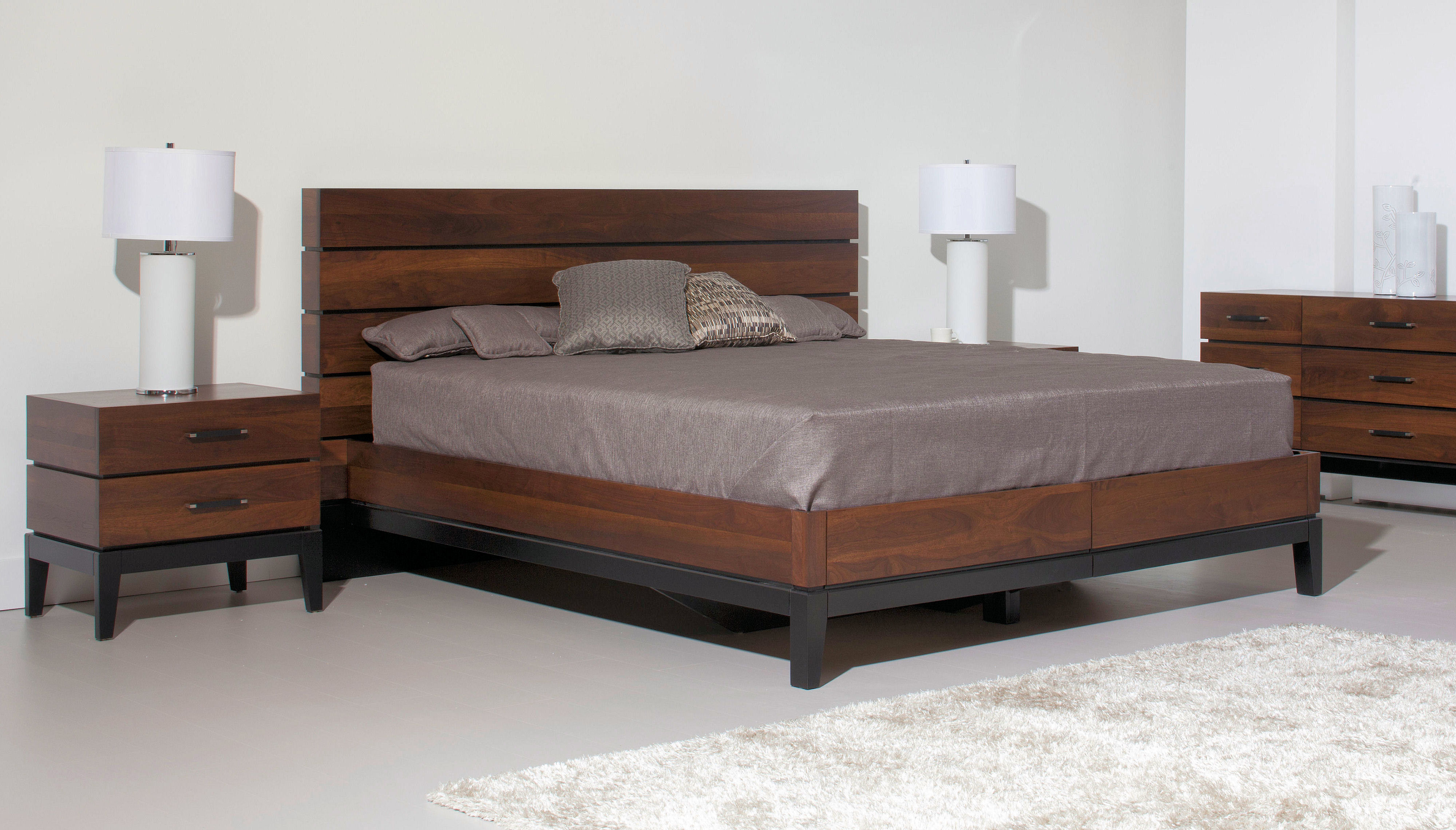 What Is A Panel Bed Platform Beds