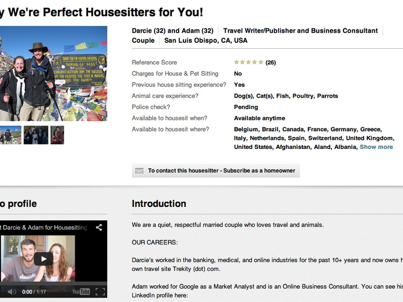 How to Write the Perfect Profile (That\u0027ll Have Homeowners Pounding - pet babysitter