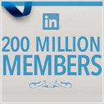 LinkedIn llega a los 200 millones de usuario [infografía]