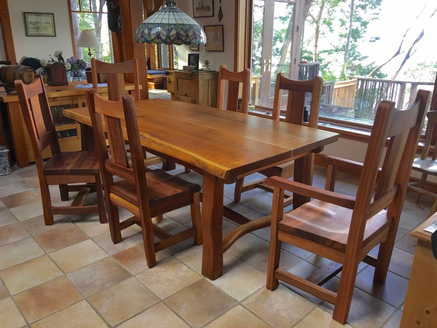 Furniture Cedar Sustainable Woodwork