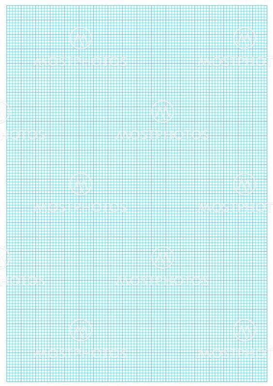 Graph paper grid illustrati\