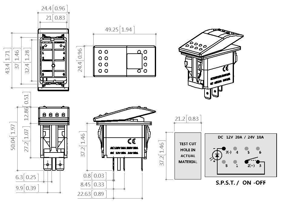 crestliner boat wiring diagrams
