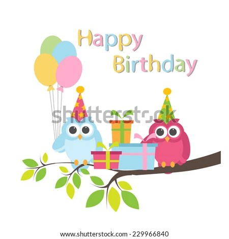 Birthday Invitation Vector Stock Vector 229966840 - Shutterstock