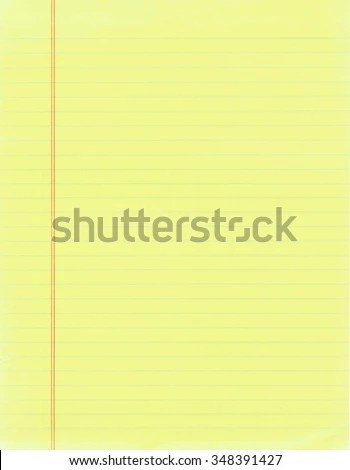 Yellow Lined Paper Stock Images, Royalty-Free Images \ Vectors - lined page