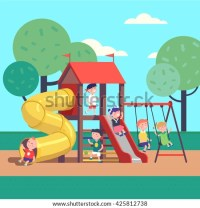 Playground Stock Images, Royalty-Free Images & Vectors ...