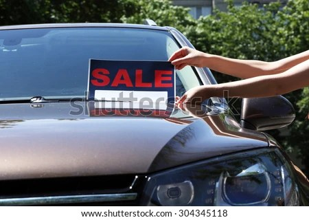 For Sale Sign Stock Images, Royalty-Free Images \ Vectors - car sale sign template
