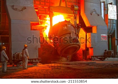 Blast Furnace Stock Images Royalty Free Images Vectors