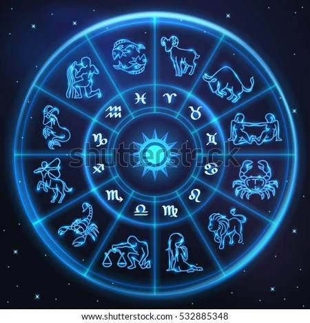 Gravity Falls Bill Wallpaper Light Symbols Zodiac Horoscope Circle Astrology Stock