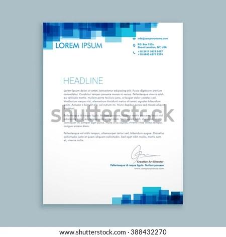 Letterhead Stock Images, Royalty-Free Images \ Vectors Shutterstock - business letterhead