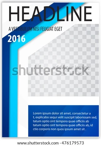 Cover Sheet Cover Note Book Cover Stock Photo (Photo, Vector