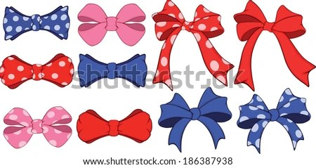 Cute Cats Wallpaper With Polka Dot Bow Tie Bow Cartoon Stock Images Royalty Free Images Amp Vectors