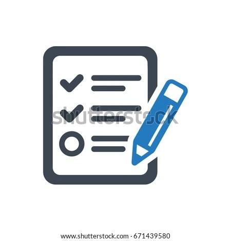 Audit Report Icon Stock Vector (2018) 671439580 - Shutterstock - audit report