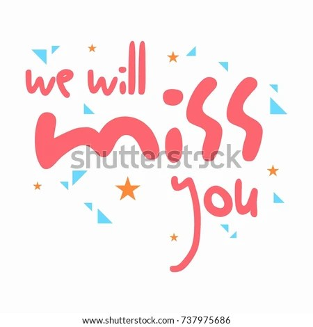Farewell Card All Best Template Stock Vector HD (Royalty Free