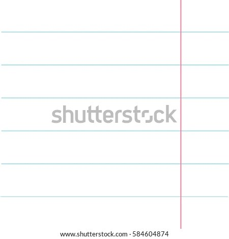 Lined Page Template Enchanting Notebook Paper Texture Lined Page