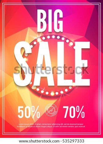 Sale Poster Template Free - dinosauriensinfo - for sale poster template