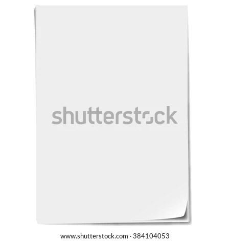 blank sheets of paper - Mersnproforum