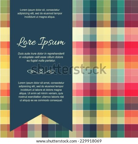 Colorful Design Template Business Blank Flyer Stock Vector HD - free blank flyer templates