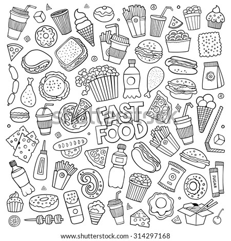 stock-vector-sketchy-vector-hand-drawn-doodle-cartoon-set-of - free lined paper to print