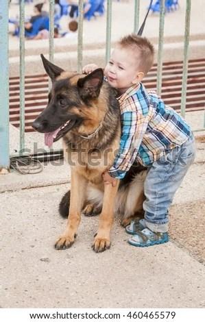 TEL AVIV ISRAEL May 6 2014 Stock Photo (Edit Now) 460465579 - pet babysitter