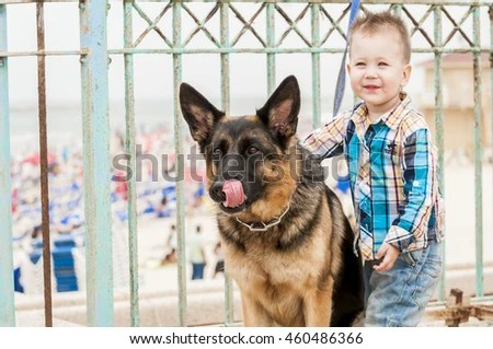 Happy Little 2 Year Old Caucasian Stock Photo (Royalty Free