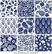 Flower Motif Stock Images, Royalty-Free Images & Vectors ...