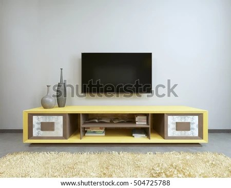 Living Room Tv Stock Images, Royalty-Free Images \ Vectors - tv in living room