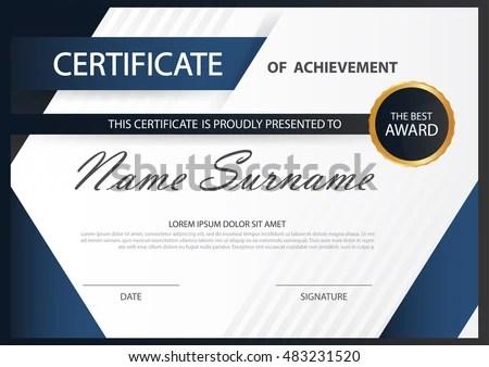 Presentation Award Certificate wwwpicturesso