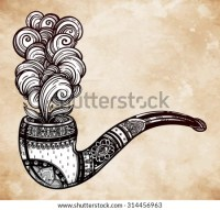 Tobacco-pipe Stock Images, Royalty-Free Images & Vectors ...