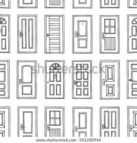 Door Drawing Stock Images, Royalty-Free Images & Vectors ...