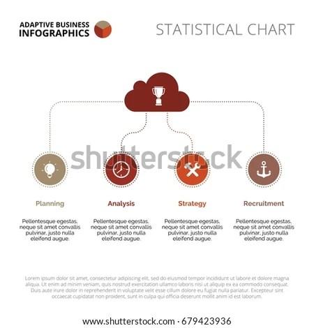 Creative Tree Diagram Template Stock Vector 679423936 - Shutterstock
