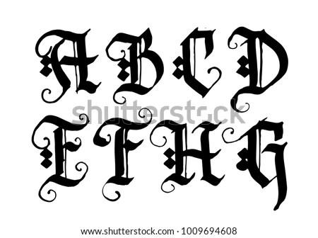 free clip art letters fonts - Ecosia