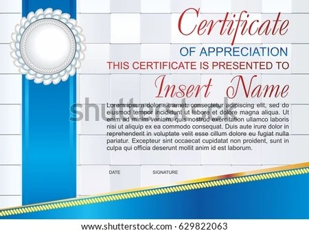 Farewell Certificate Template - mandegarinfo