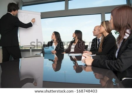 Sales Presentation Stock Images, Royalty-Free Images \ Vectors - sales presentation