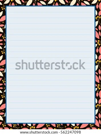 Lined Paper To Type On Templatebillybullock hitecauto - lined paper to type on
