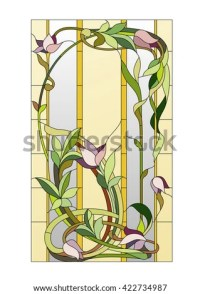 Art Nouveau Pattern Stock Images, Royalty-Free Images ...