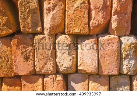 Free 3d Pile Of Bricks Wallpaper Brick Pile Stock Images Royalty Free Images Amp Vectors