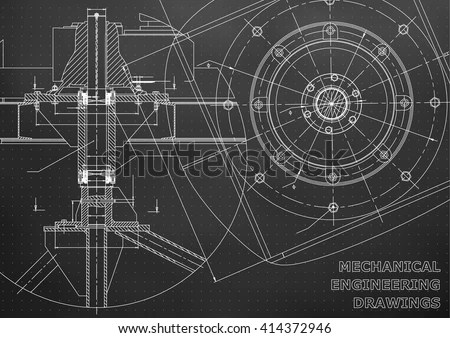 Civil Engineering Quotes Wallpapers Mechanical Engineering Drawings Vector Black Background